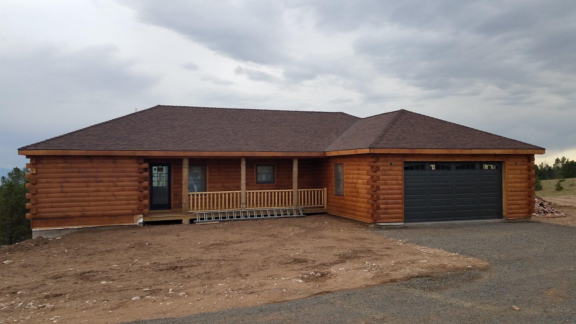 cabin house